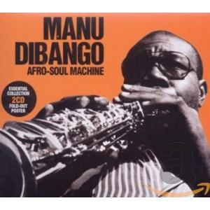 MANU DIBANGO-AFRO-SOUL MACHINE