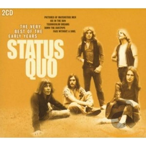 STATUS QUO-THE VERY BEST OF THE EARLY YEA