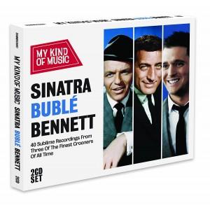 FRANK SINATRA & MICHAEL BUBLÉ-MY KIND OF MUSIC: SINATRA, BUB