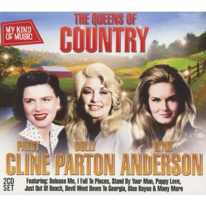 DOLLY PARTON, PATSY CLINE & LY-MY KIND OF MUSIC: QUEENS OF CO