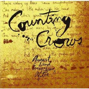 COUNTING CROWS-AUGUST AND EVERYTHING AFTER