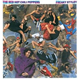 RED HOT CHILI PEPPERS-FREAKY STYLEY
