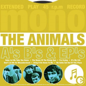 ANIMALS-A´S B´S AND EP´S