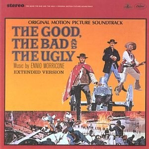 GOOD, THE BAD AND THE UGLY OST