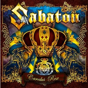 SABATON-CAROLUS (SWEDISH VERSION)