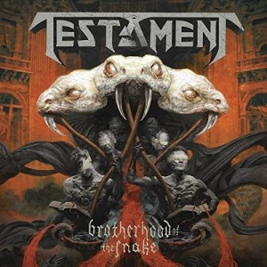 TESTAMENT-BROTHERHOOD OF THE SNAKE