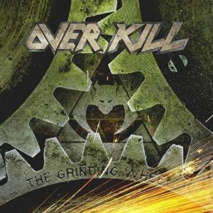 OVERKILL-THE GRINDING WHEEL