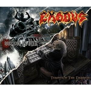 EXODUS-TEMPO OF THE DAMNED / SHOVEL HEADED KILL MACHINE