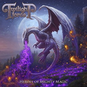 TWILIGHT FORCE-HEROES OF MIGHTY MAGIC 2LP BLACK