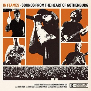 IN FLAMES-SOUNDS FROM THE HEART OF GOTHENBURG 3LP (BLACK, ORANGE, WHITE)