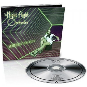 NIGHT FLIGHT ORCHESTRA-AMBER GALACTIC (DIGIPAK)