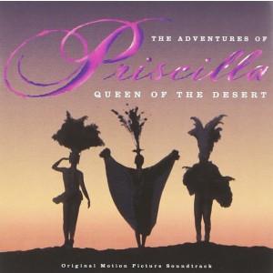 ADVENTURES OF PRISCILLA QUEEN OF THE DESERT OST