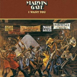 MARVIN GAYE-I WANT YOU
