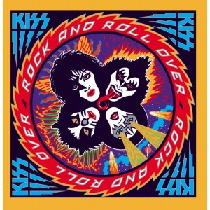 KISS-ROCK AND ROLL OVER