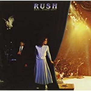 RUSH-EXIT... STAGE LEFT /R