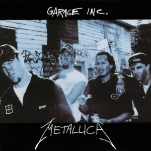 METALLICA-GARAGE INC