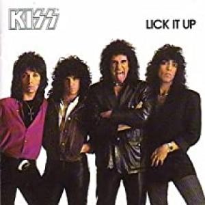 KISS-LICK IT UP