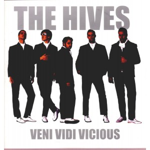HIVES-VENI VIDI VICIOUS (LTD SILVER LP)