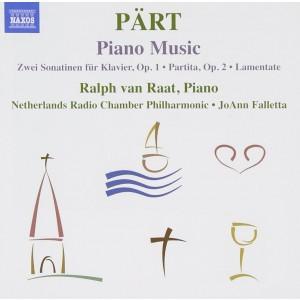 ARVO PÄRT-PIANO MUSIC