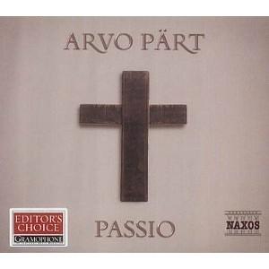 ARVO PÄRT-PASSIO