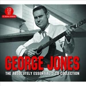 GEORGE JONES-THE ABSOLUTELY ESSENTIAL