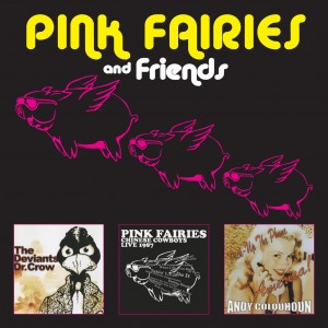 PINK FAIRIES-PINK FAIRIES AND FRIENDS