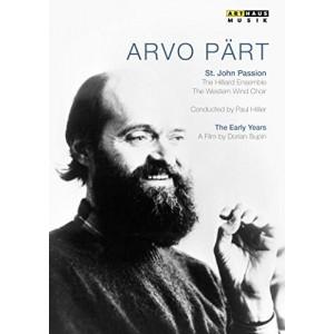 ARVO PÄRT-THE EARLY YEARS