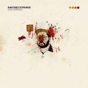BARTEES STRANGE-LIVE FOREVER (LTD GOLD & RED VINYL)