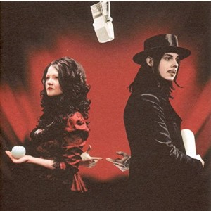 WHITE STRIPES-GET BEHIND ME SATAN