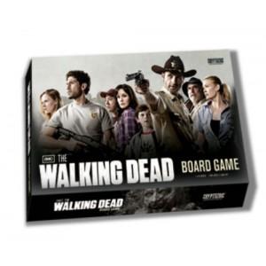 WALKING DEAD BOARD GAME (ENGLISH VERSION)