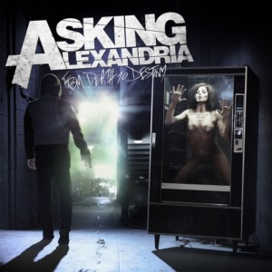 ASKING ALEXANDRIA-FROM DEATH TO DESTINY