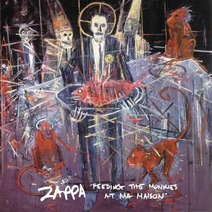 FRANK ZAPPA-FEEDING THE MONKIES AT MA MAISON