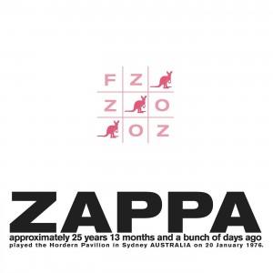 FRANK ZAPPA-FZ:OZ