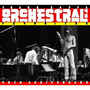 FRANK ZAPPA-ORCHESTRAL 40 FAVORITES