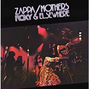 FRANK ZAPPA-ROXY & ELSEWHERE