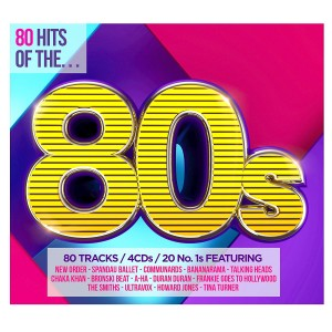 VARIOUS ARTISTS-80 HITS OF THE 80S