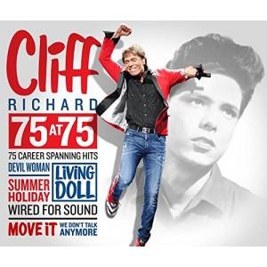 CLIFF RICHARD-75 AT 75