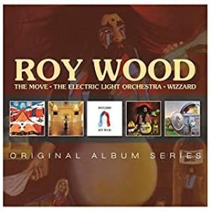 ROY WOOD-ORIGINAL ALBUM SERIES