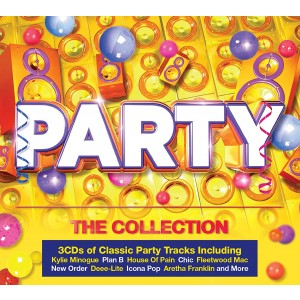 VARIOUS ARTISTS-PARTY:THE COLLECTION