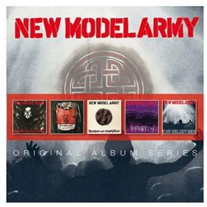 NEW MODEL ARMY-ORIGINAL ALBUM SERIES