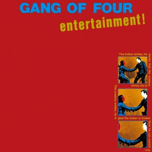 GANG OF FOUR-ENTERTAINMENT