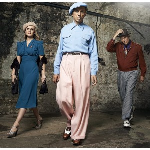 DEXYS-LET THE RECORD SHOW
