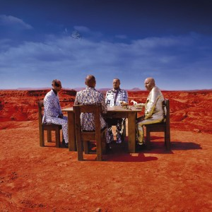 MUSE-BLACK HOLES AND REVELATIONS