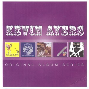 KEVIN AYERS-ORIGINAL ALBUM SERIES