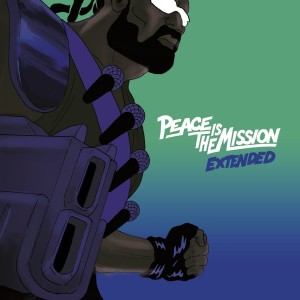 MAJOR LAZER-PEACE IS THE MISSION EXTENDED