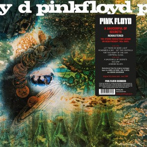 PINK FLOYD-A SAUCERFUL OF SECRETS (2016 REMASTER)