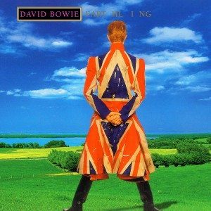 DAVID BOWIE-EARTHLING