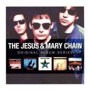 JESUS & MARY CHAIN-ORIGINAL ALBUM SERIES
