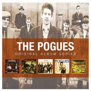 POGUES-ORIGINAL ALBUM SERIES