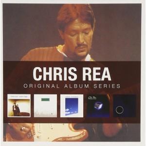 CHRIS REA-ORIGINAL ALBUM SERIES